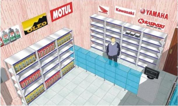 Vai abrir uma loja de motopeças? Veja dicas da Controlflex