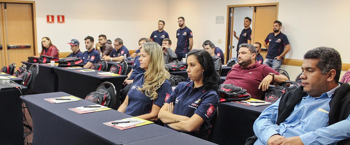 Reunião do grupo São Paulo e Minas Gerais